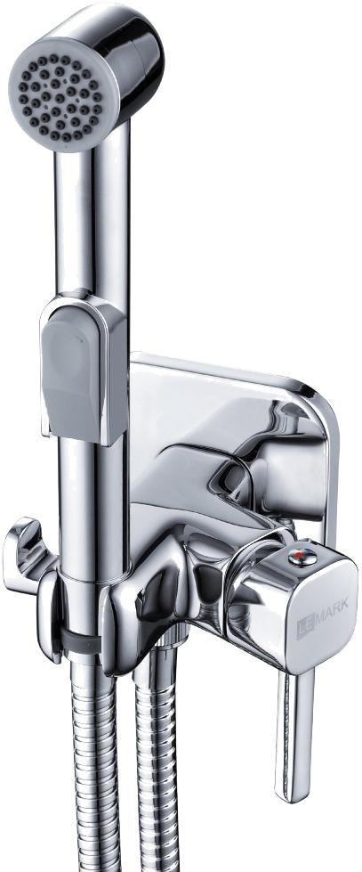 Гигиенический душ Lemark Solo LM7165C со смесителем - купить в интернет-магазине «Сантехника Москва» 5 300 руб.